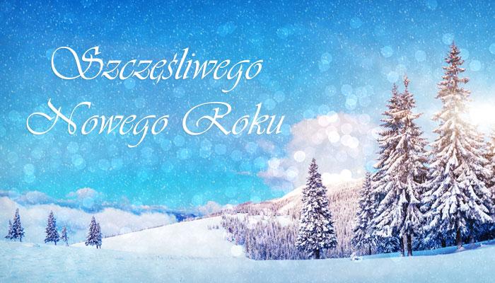szczęśliwego nowe roku