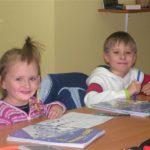zajęcia dla przedszkolaków po angielsku