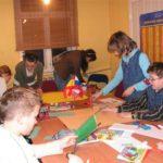 grupowe lekcje dla dzieci