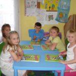 nauczanie przez zabawę dla przedszkolaków