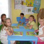 nauczanie przez zabawę dla przedszkolaka
