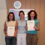Dyplomy dla kursantów maturalnych