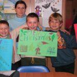zajęcia świąteczne z plastyką