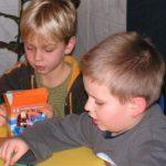 Projekty grupowe na zajęciach