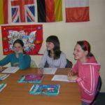 Zespołowe projekty w językach obcych