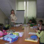 Zajęcia wczesnoszkolne grupowe