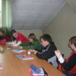 rozmowy w obcym języku na zajęciach