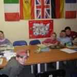 Wieloosobowe zajęcia z nauki języków obcych
